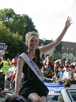 Miss Le Mans 2010