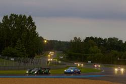 #11 Drayson Racing Lola Judd Coupe: Paul Drayson, Jonny Cocker, Emanuele Pirro, #77 Team Felbermayr-Proton Porsche 911 GT3 RSR: Marc Lieb, Richard Lietz, Wolf Henzler