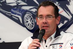 Team Peugeot press conference