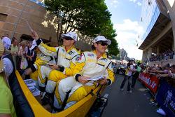 Jean-Christophe Boullion, Guy Smith and Andrea Belicchi