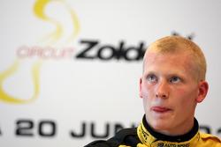 Post-race press conference: race winner Benjamin Bailly