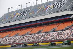 Air-Titans auf dem Charlotte Motor Speedway