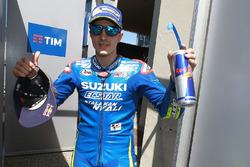 Second place qualifying for Maverick Viñales, Team Suzuki MotoGP