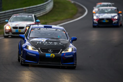 #52 Ring Racing, Lexus ISF CCS-R: Уве Клін, Масашіге Ітох