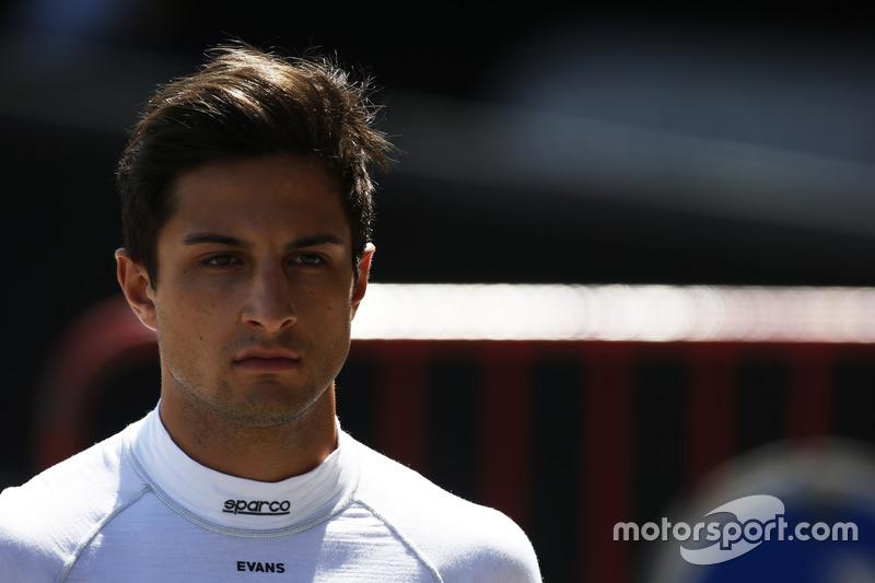 Митч Эванс, Campos Racing