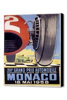 Speciale Foto - Poster vintage del Monaco