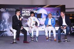 Hong Kong ePrix launch