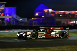 #7 Audi Sport Team Joest Audi R18 : Marcel Fassler, Andre Lotterer, Benoit Tréluyer