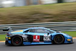 #101 Attempto Racing Lamborghini Huracan GT3: Fabio Babini, Patric Niederhauser