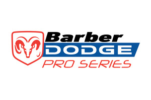 Barber Dodge Pro Series Starting to Get Down to Business