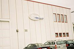 Minardi F1 Factory visit 2000'