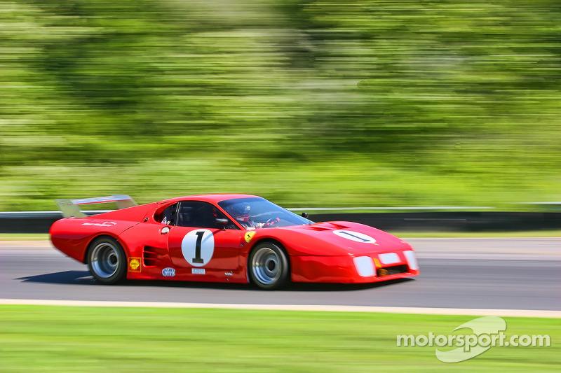 Todd Morici Ferrari Boxer