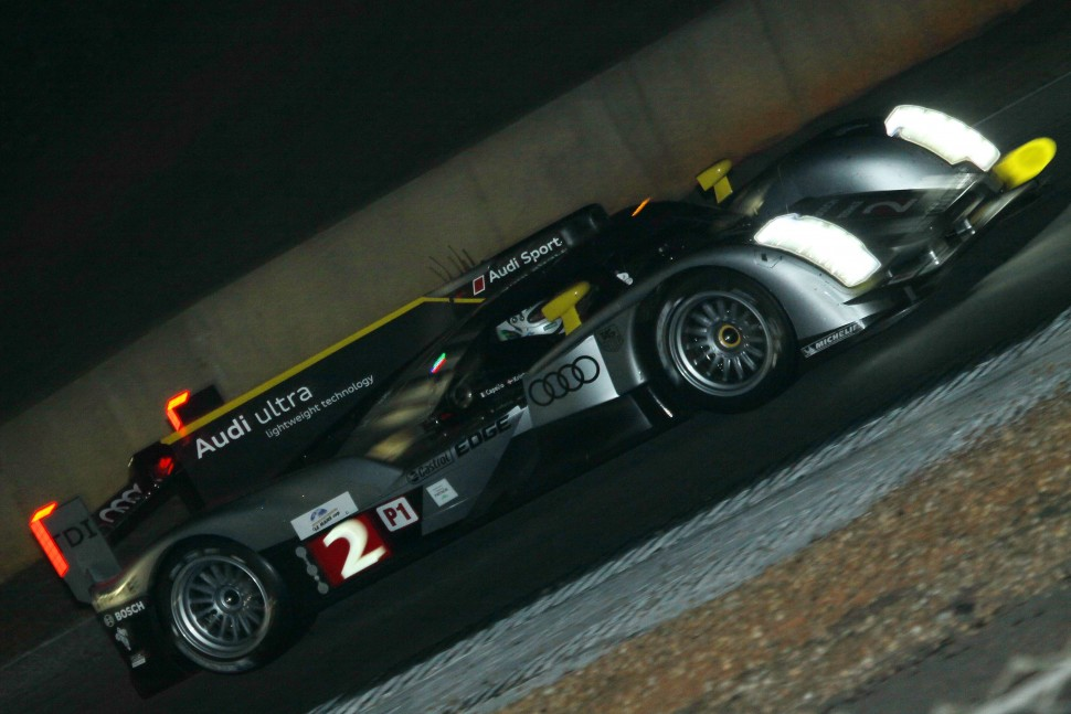 Audi R18 2011