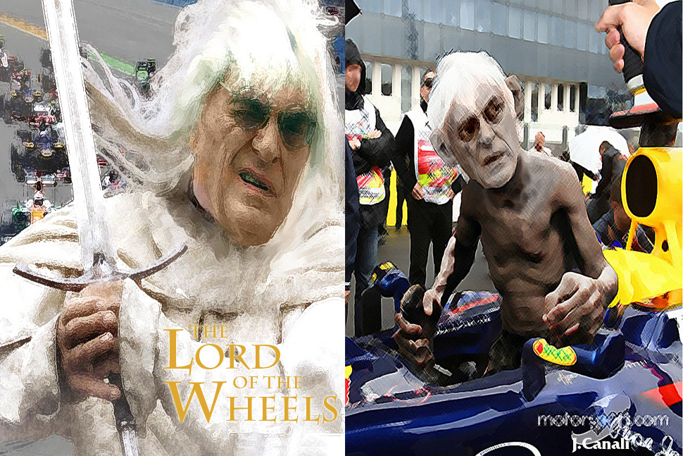 The Lord of the Wheels