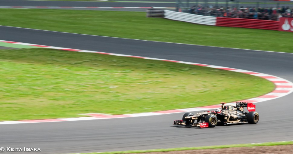 British F1 GP 2012