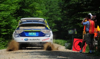 Subaru New England Rally