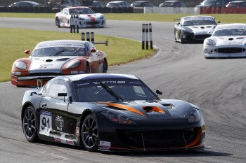 Fergus Walkinshaw, Michelin Ginetta GT Supercup at Snetterton - Photo by  Jakob Ebrey