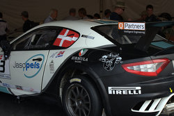 Maserati Trofeo MC World Series