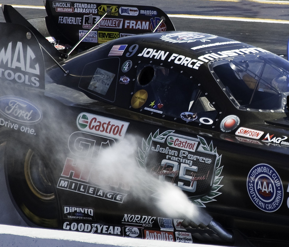 2010 NHRA Auto Club Finals