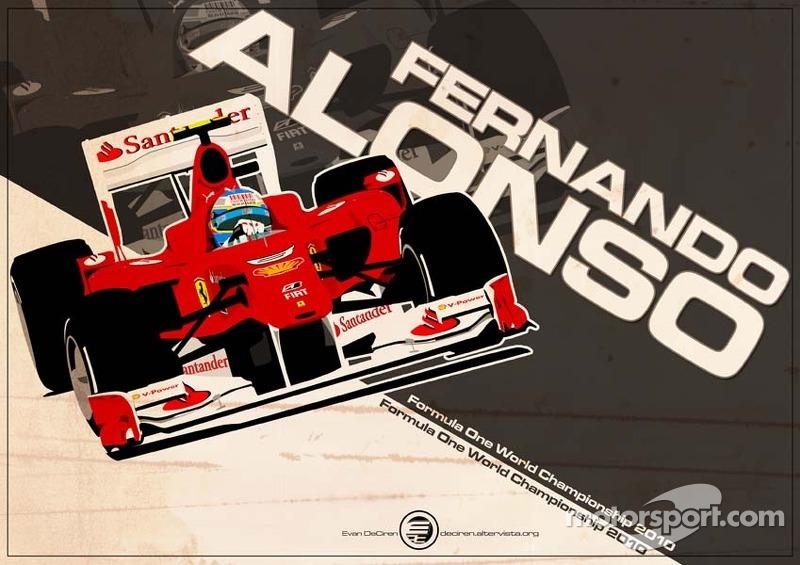 Fernando Alonso - F1 2010