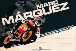 Marc Marquez - Moto2 2011