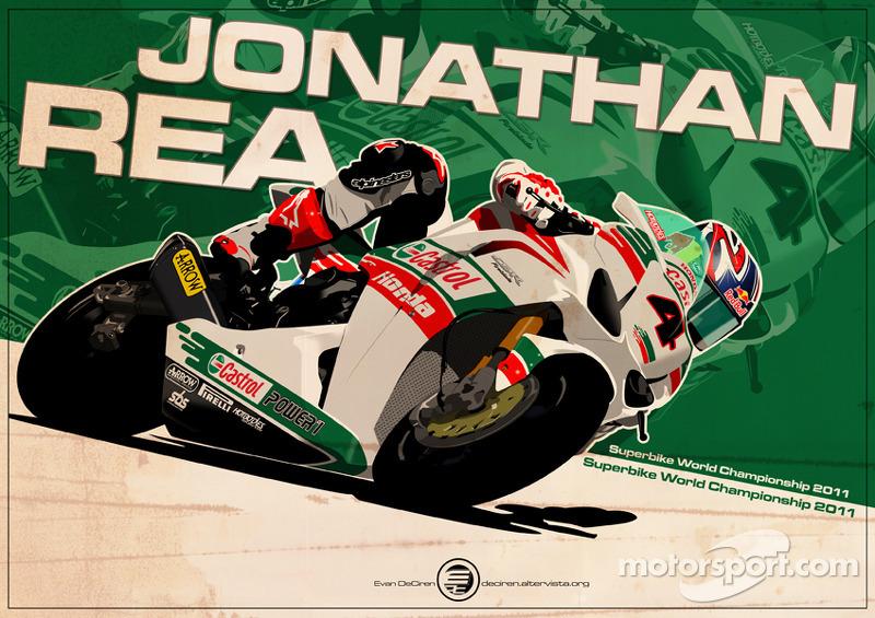 Jonathan Rea - SBK 2011
