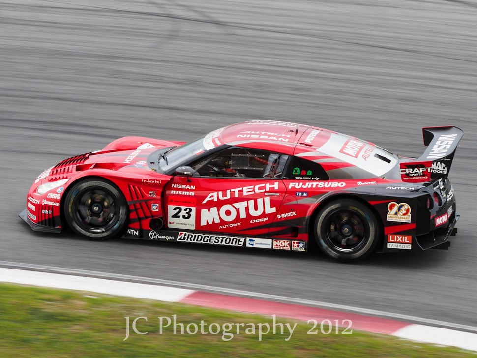 nissan super gt