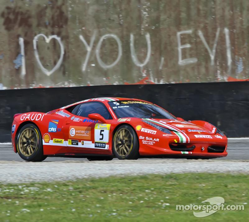 Monza 2013 - Daniele Di Amato