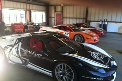 Auto Gallery Motorsports Lineup