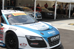 No. 14 Mobil 1 / Children's Tumor Foundation Audi R8 LMS, James Sofronas