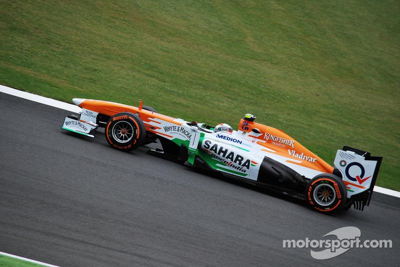 F1 Silverstone 2013