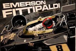 Emerson Fittipaldi – F1 1972