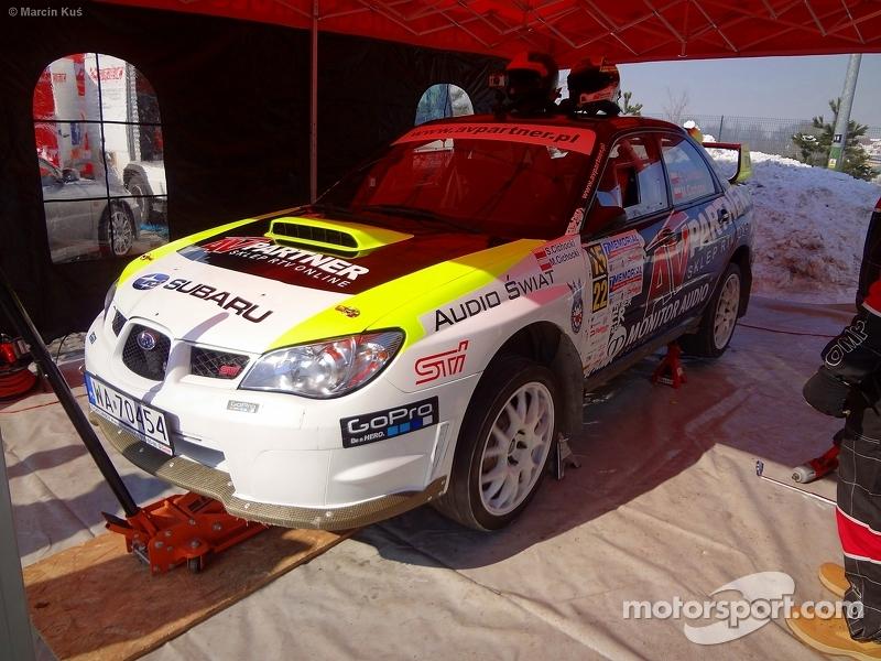 Subaru WRX STI - S. & M. Cichocki