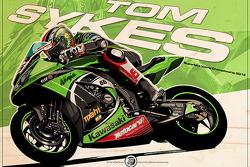 TOM SYKES - SBK 2013