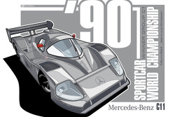MERCEDES BENZ - C11 GROUP C1