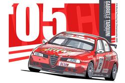 WTCC 2005 - Gabriele Tarquini