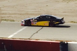 Mike at Speed at Buttonwillow