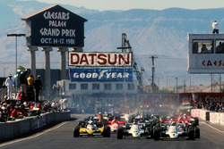 Las Vegas GP Start