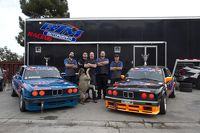 Team BTM - Josh Mabie, Michael Shawhan, Brad McClure, Step Pope, Kurt Kalb and Max