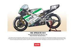 Aprilia Rs125R - 1992 Bruno Casanova