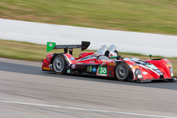 #38 Performance Tech Motorsports ORECA FLM09-Chevrolet: James French, Kyle Marcelli