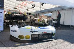 Porsche North America garage