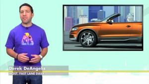 Land Rover Defender EV, Alfa Romeo SUV, Jaguar CX75 Green Light, Audi Q5 Cab