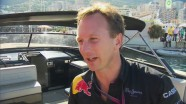 Formula 1 2011 - Interview with Christian Horner after Monaco GP