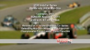 2011 Mid-Ohio - IndyCar - Race Preview