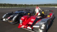 Comparison Audi R15 TDI, Audi R18 TDI