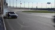 Kvapil Slams The Wall - Daytona International Speedway 2011
