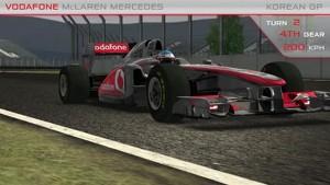 Take a lap around Korea International Circuit