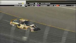 Newman Takes Loudon! - New Hampshire Motor Speedway 2011