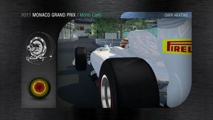 2011 Formula 1 Monaco GP - 3D Simulation